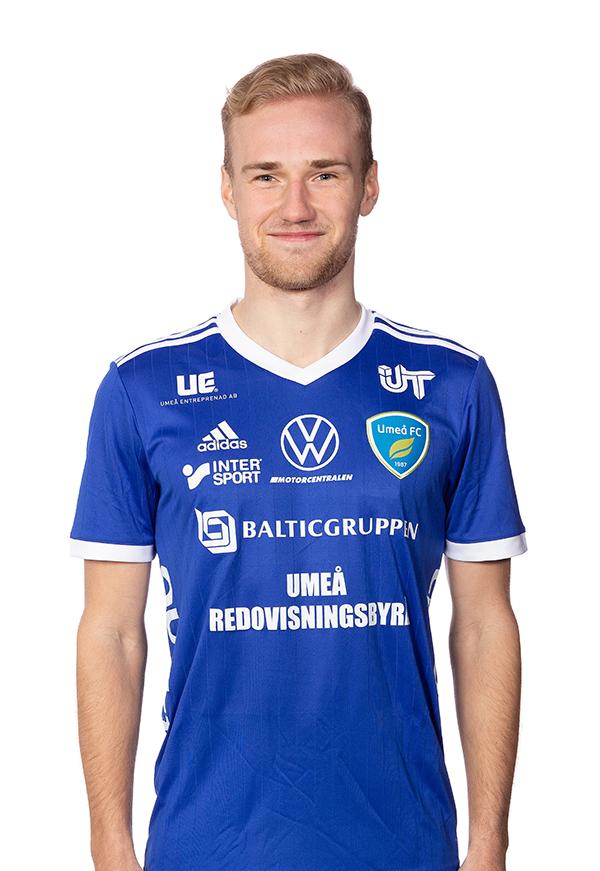 3. Jens Stigedahl