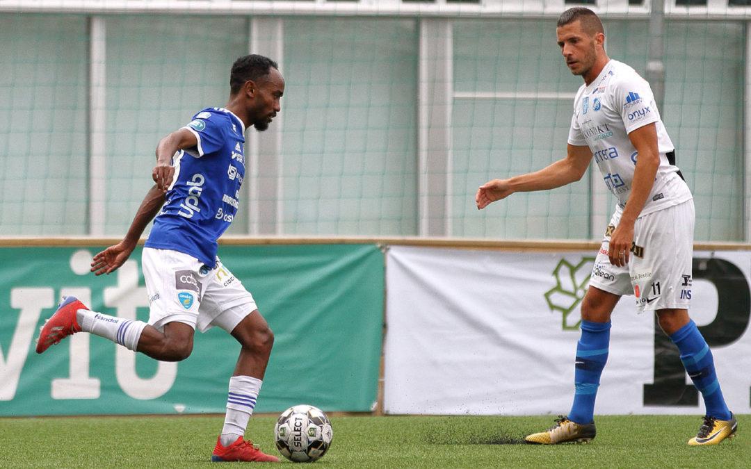 Umeå FC överkörda av Norrby