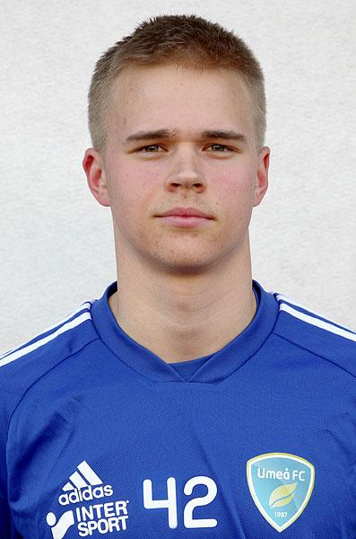 42. Pontus Eriksson