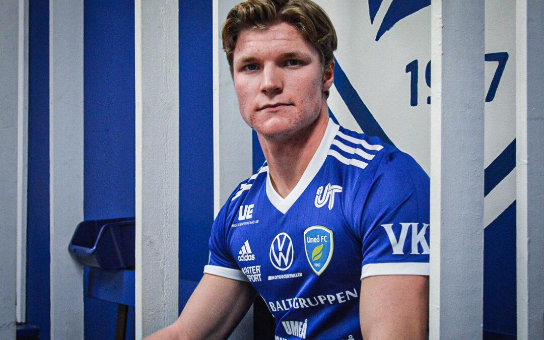 Tobias Westin tar steget från akademin till A-laget