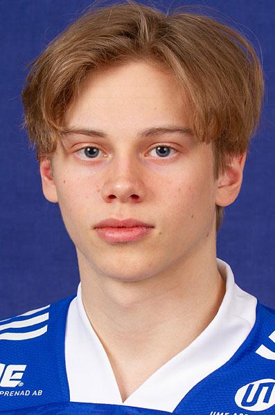 22. Hugo Bergström