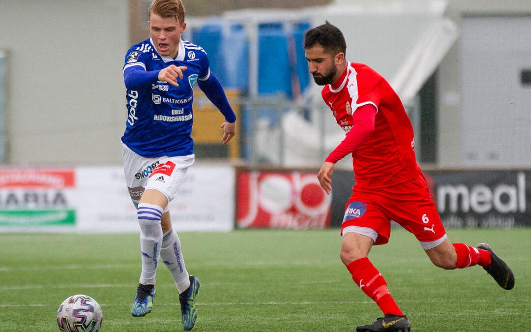 Svenska Cupen: IFK Luleå väntar i första omgången