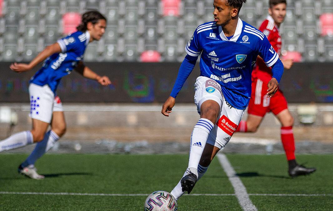 Målrikt när Umeå FC kryssade mot Piteå